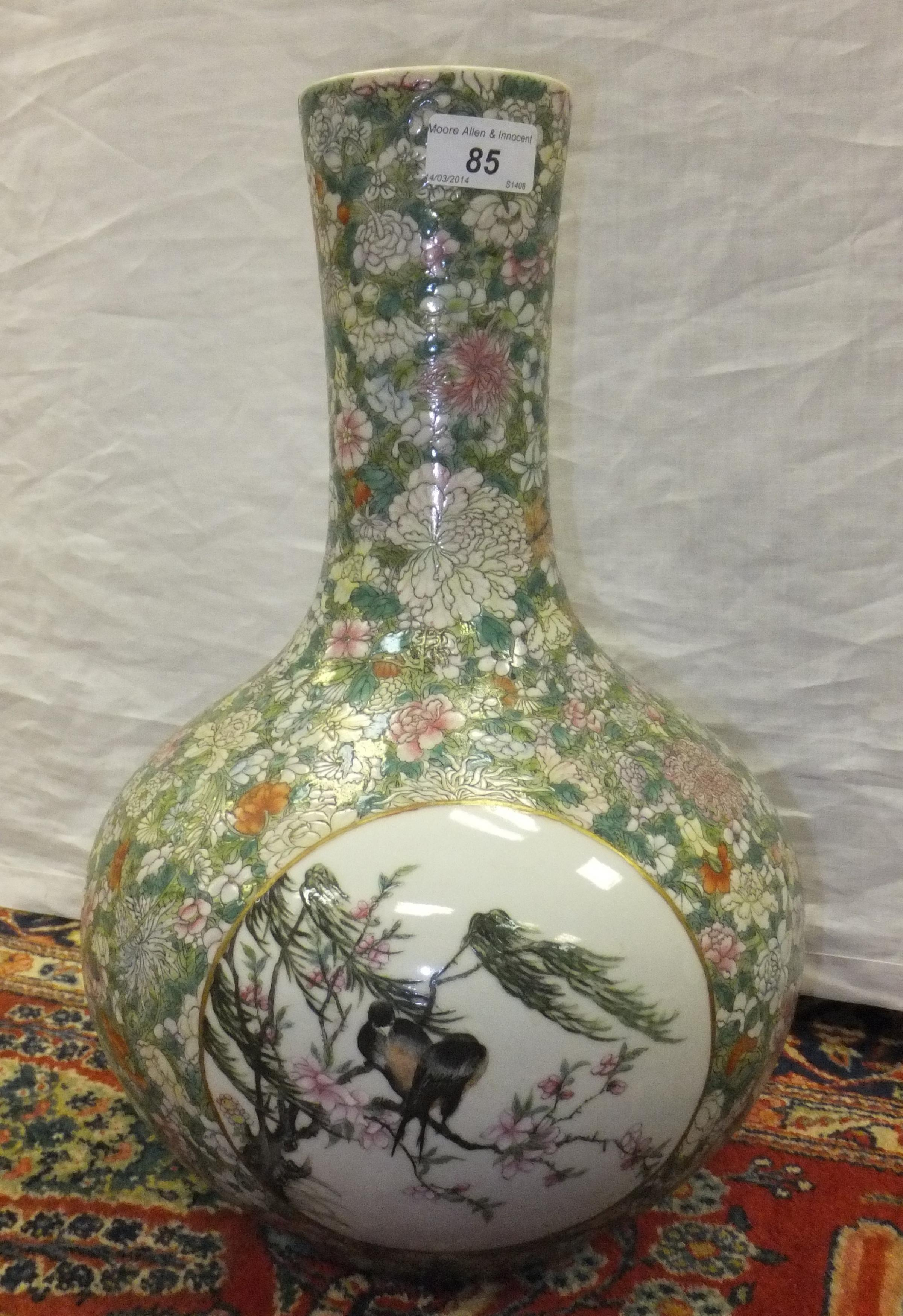 Auctioneers were surprised when this Chinese vase sold for £6,500