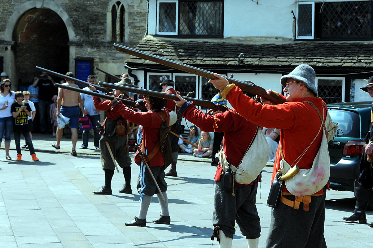 Roundheads return to Malmesbury