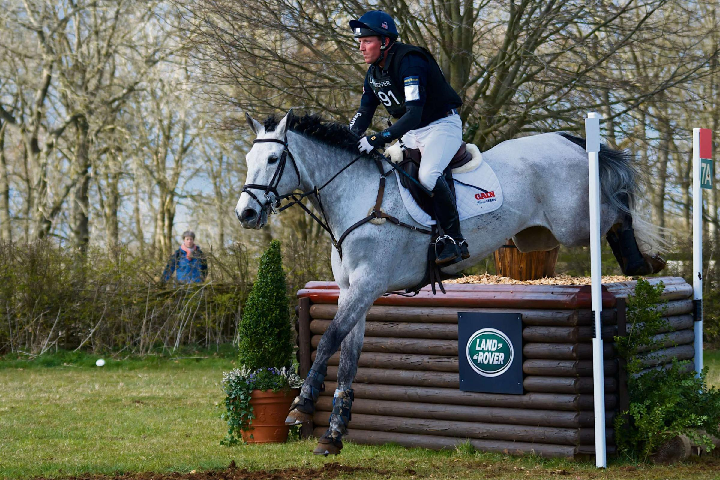 EVENTING: Team Tapner on top form at Gatcombe