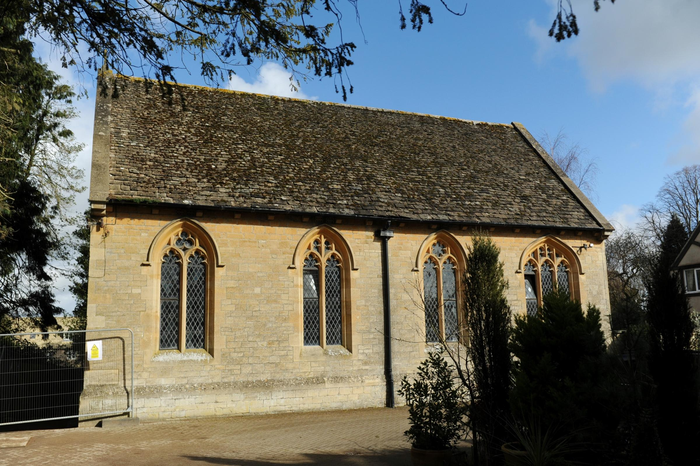 Cirencester chapel built to remember victims of First World War could be converted into housing