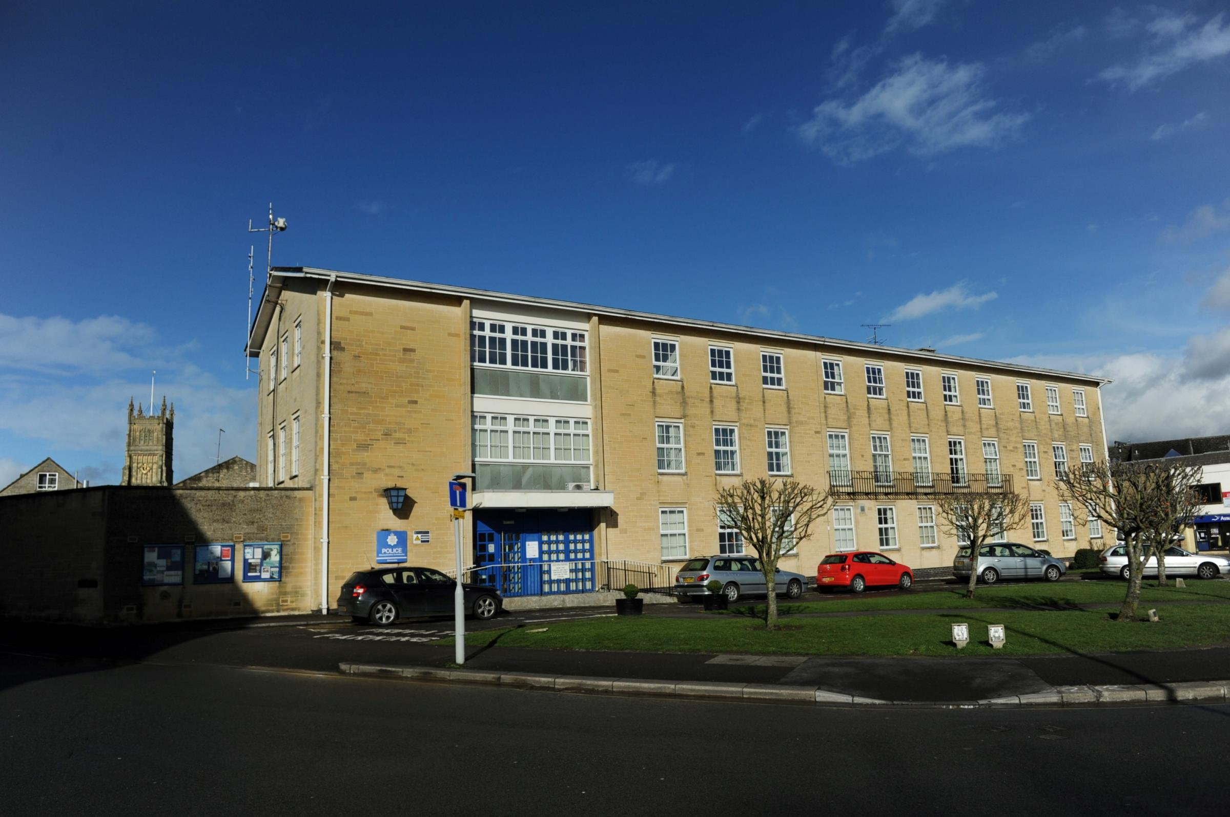 Cirencester Police Station
