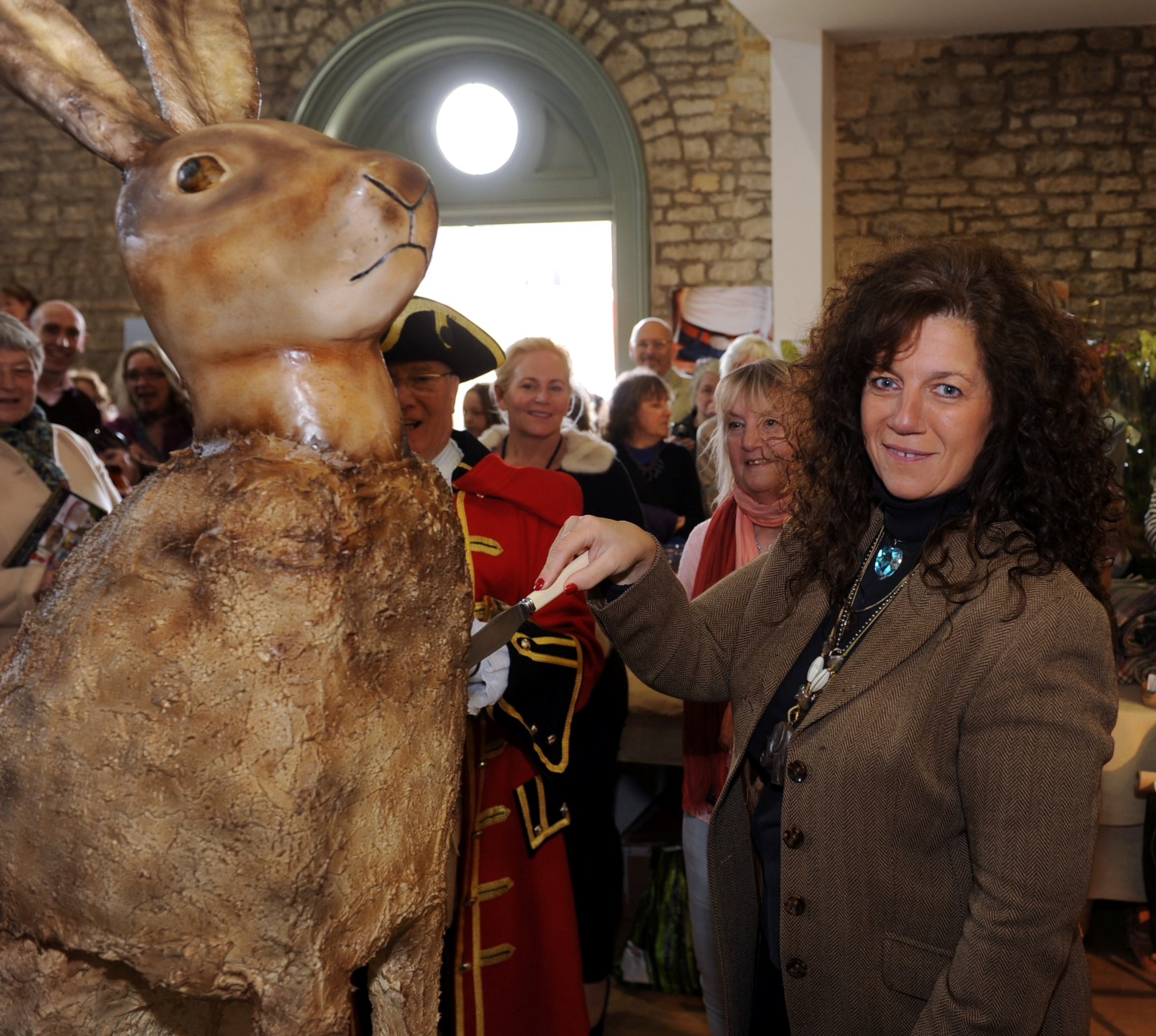 Hare festival springs into Cirencester