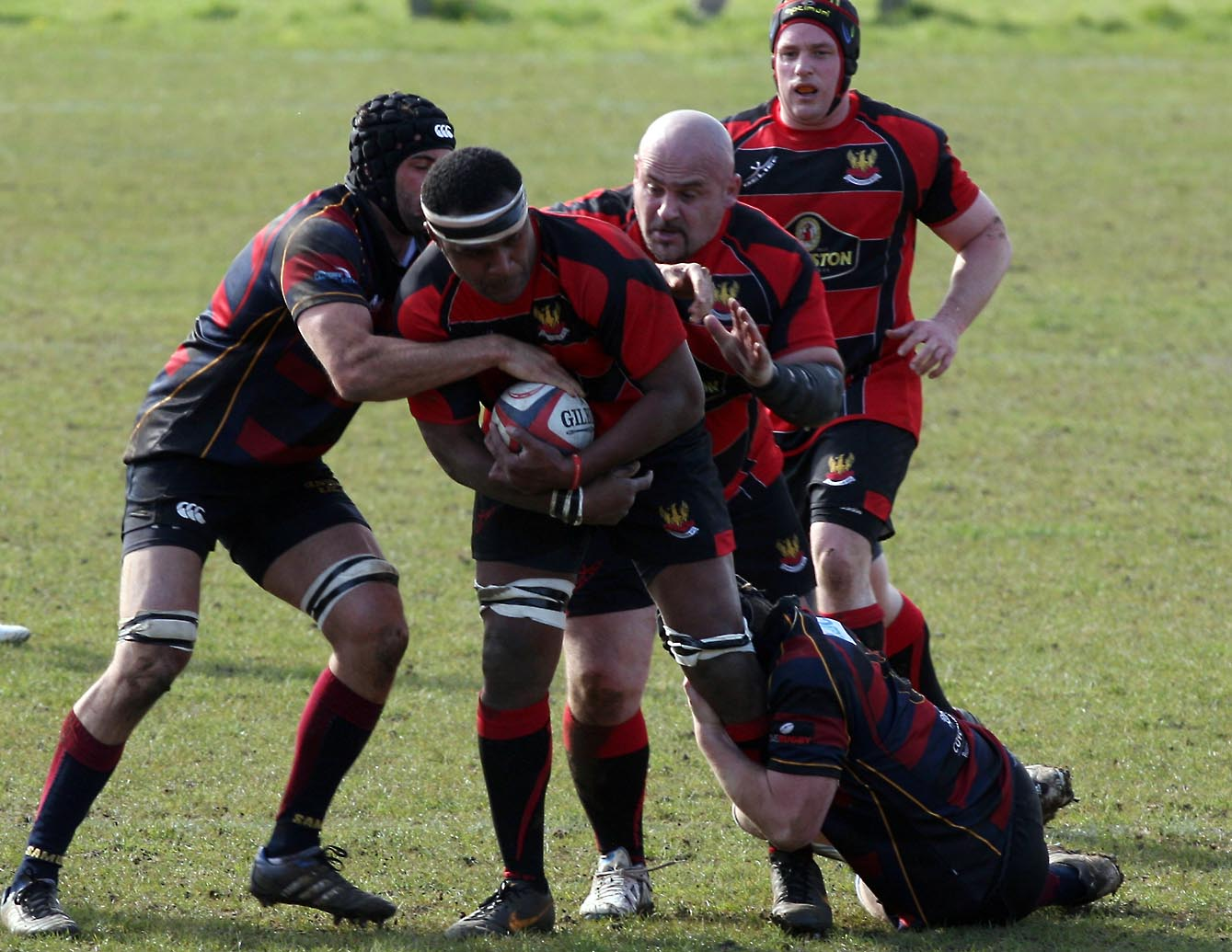 RUGBY: All Golds player Fisher bags vital tries on return for Cirencester