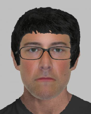 Have you seen this man? Call 101.