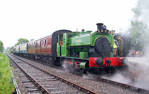 Wilts and Gloucestershire Standard: swindon an cricklade railway