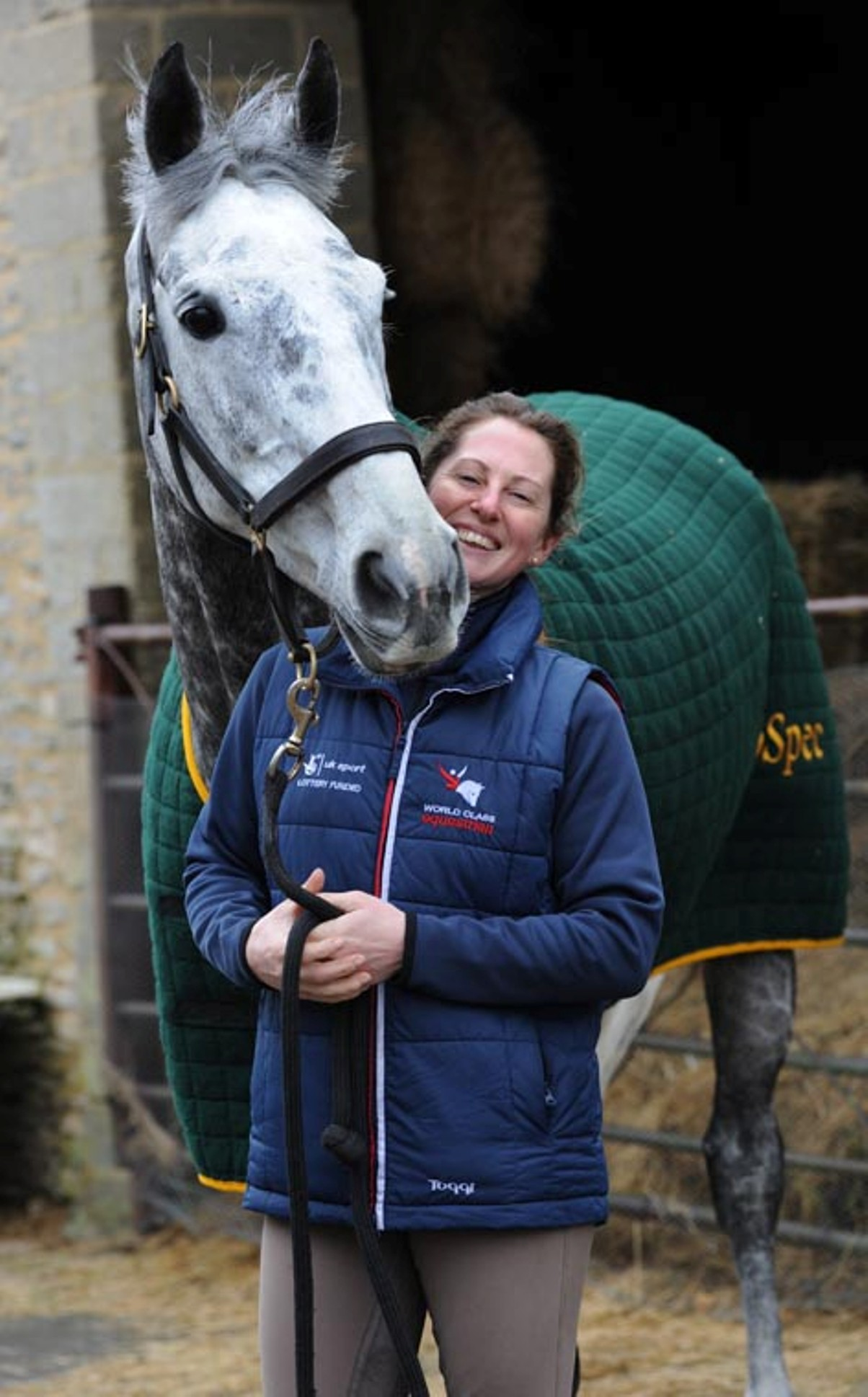 EVENTING: Kemble's Nicky Roncoroni bloods promising Stonedge in Nations Cup challenge