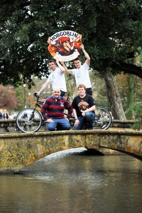 Bourton-on-the-Water duo to cycle from Barcelona to the Cotswolds for Kate's Home Nursing