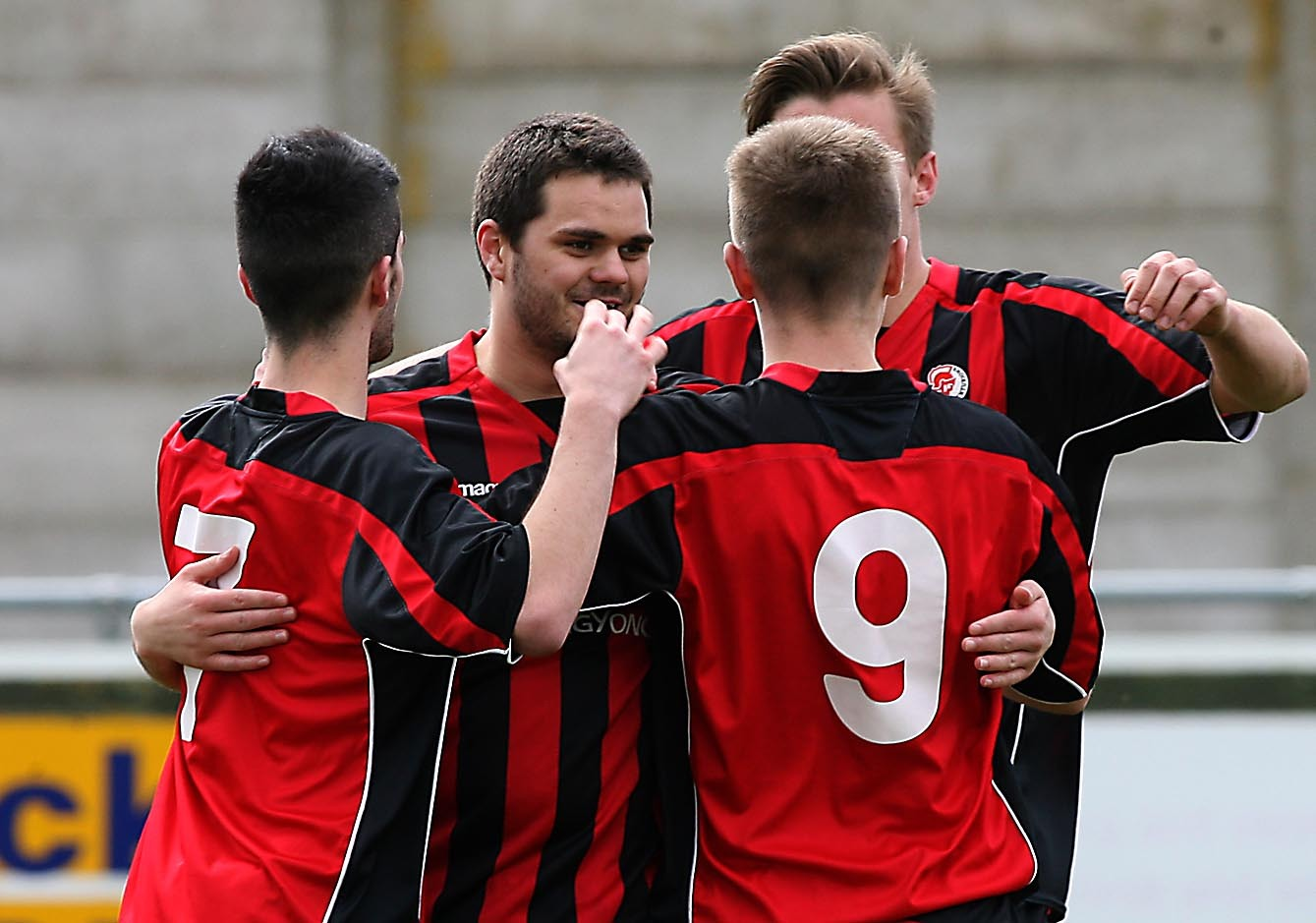 FOOTBALL: Ciren Town Dev side back from brink to win title