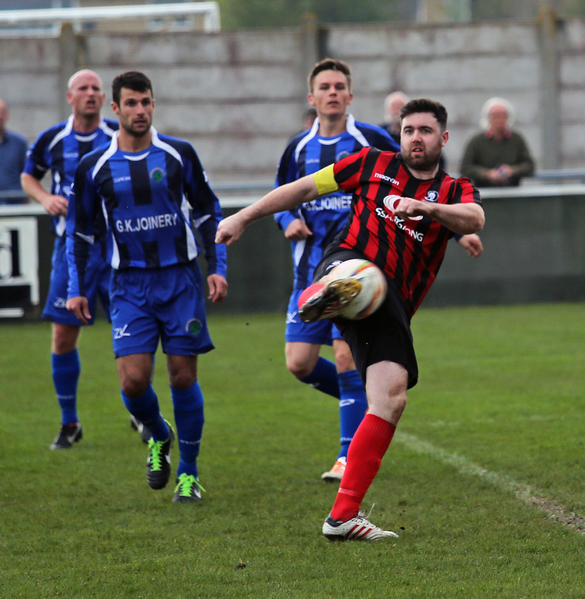 FOOTBALL: Cirencester Town one point away from Calor Southern League title