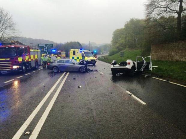 Continued calls to improve dangerous A417 road after Easter crash victim dies in hospital