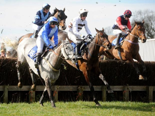 Local jumps racing