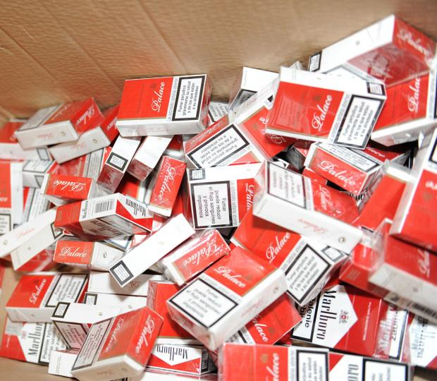 Illegal tobacco seized from shops in Gloucester and Cheltenham