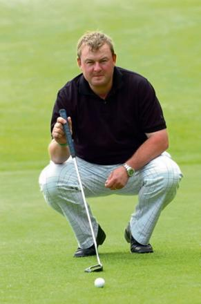 Cirencester Golf Club pro Ed Goodwin