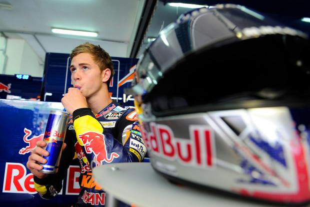 Red Bull racer Danny Kent. Picture: GEPA pictures/ Gold and Goose/ David Goldman