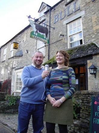 Fairford hotel will be The Bull of the ball