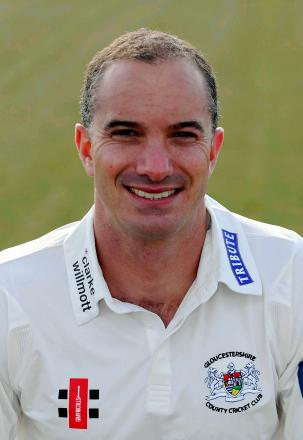 Gloucestershire CCC captain Michael Klinger (6390030)