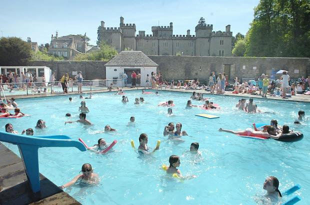 Cirencester's open air pool to host 24 hour swimming fundraiser