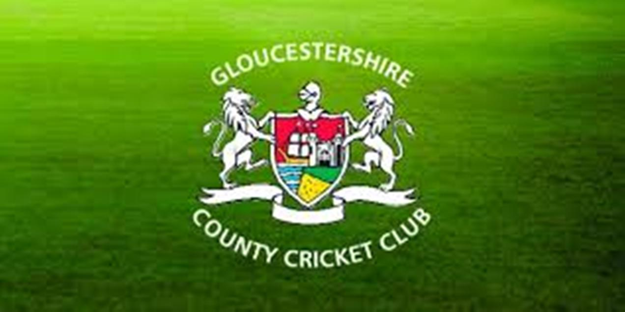 INSIDE THE PAVILION: Early hiccup but then Gloucestershire in cruise control at Kent