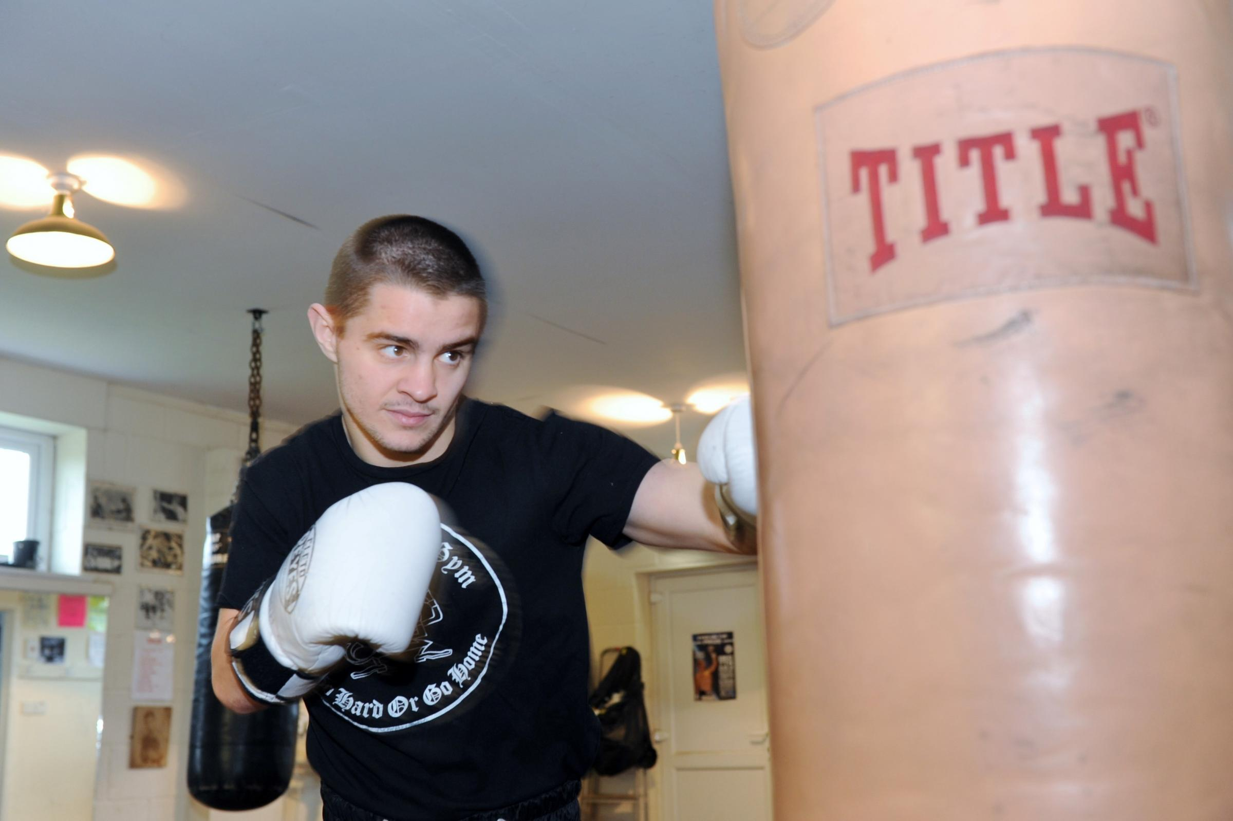 BOXING: The only way is Essex – as Joe Hughes eyes his next title