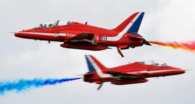Fairford locals say they love sharing town with RIAT