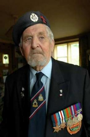 Second World War veteran Alan McQuillin, 90, will be visiting Normandy to mark the anniversary of the D-Day landings on June 6