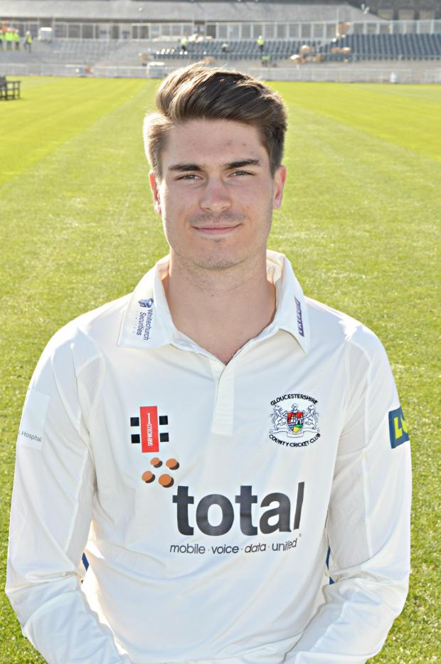 Wilts and Gloucestershire Standard: Tom Shrewsbury (5344748)