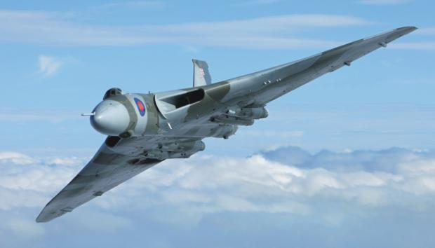 Iconic Vulcan bomber XH558 will not appear at RIAT