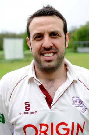 Aaron Dickinson, Lechlade CC county cup captain (8706703)