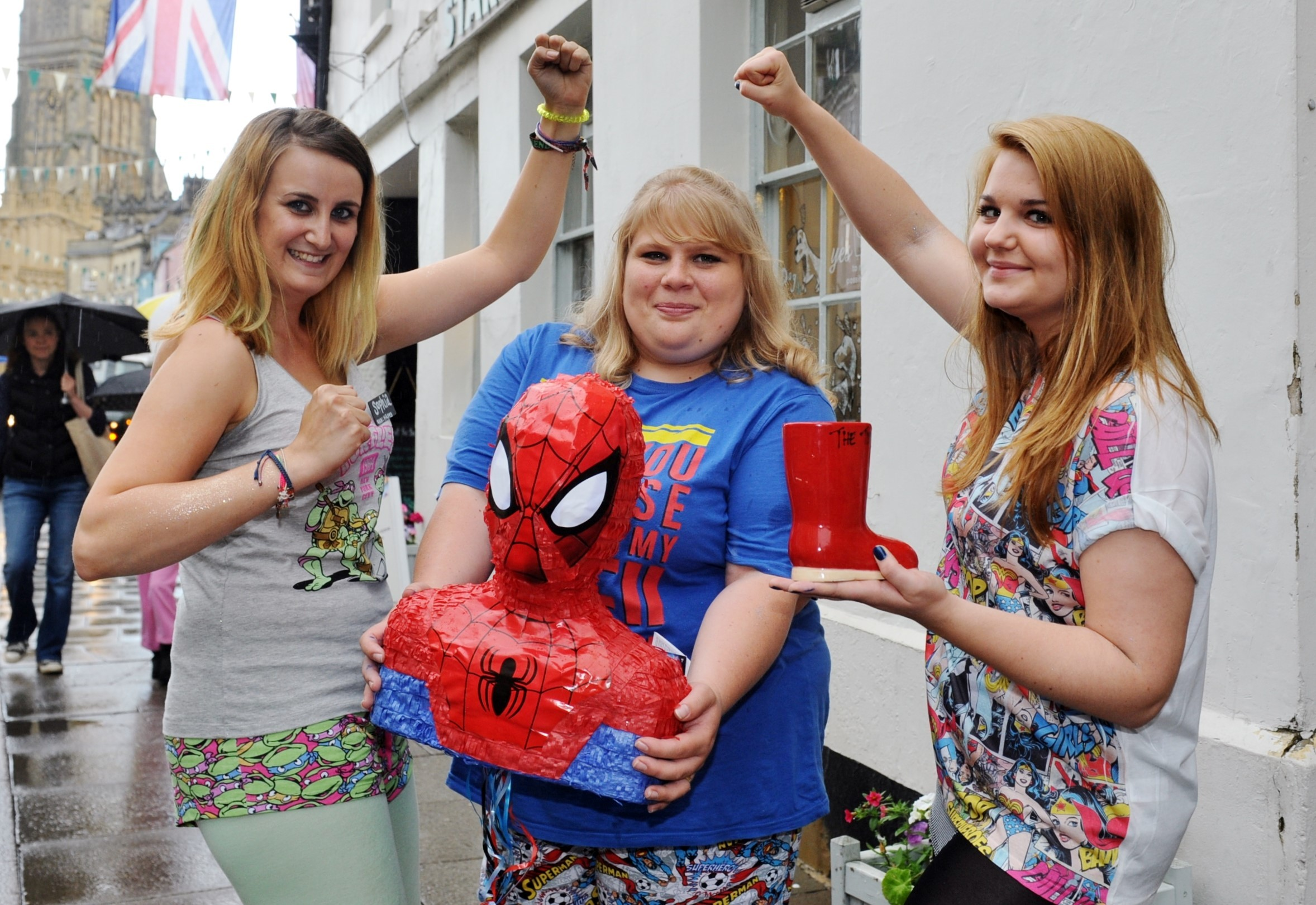 Starbucks have a super day fundraising for Timmy Mason Trust