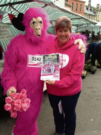 Just over a week to go until this year's Race for Life