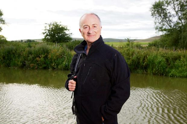 TV presenter and historian backs campaign to preserve canals(8216863)