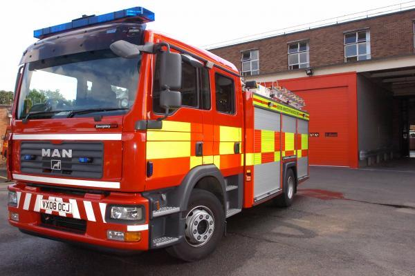 Consultation on fire brigade merger proposal