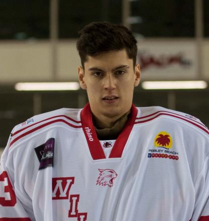 Michael Crisp Swindon Wildcats (2332575)