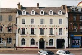 Town Council planning committee anxious to see King's Head Hotel re-open