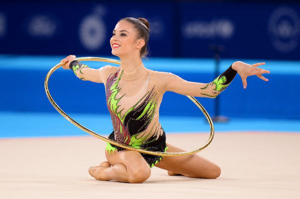 COMMONWEALTH GAMES: Laura Halford ready to become Wales' poster girl for rhythmic gymnastics