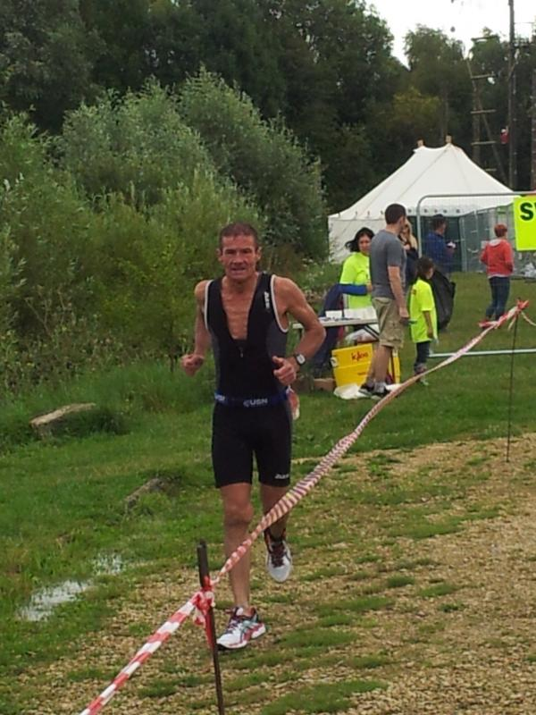 ATHLETICS: Cotswold Triathlon proves a challenge on demanding weekend