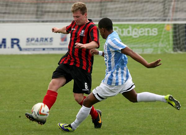 FOOTBALL: Cirencester hold much-fancied Corby Town to a draw