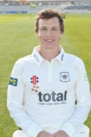 Gloucestershire's Will Gidman