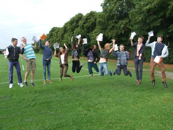 Success is in the air at Cotswold School