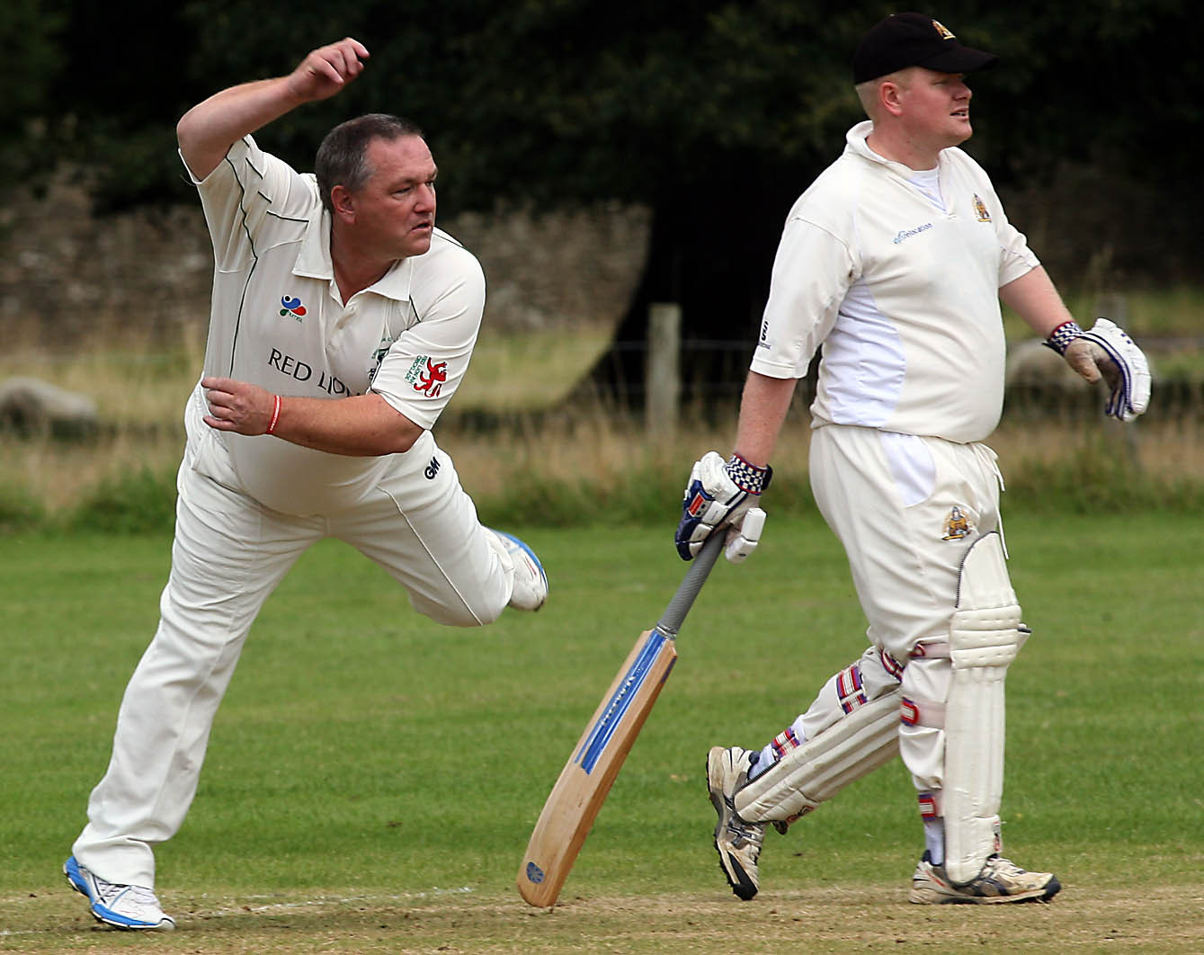 CRICKET: Chedworth tighten grip on CDCA title