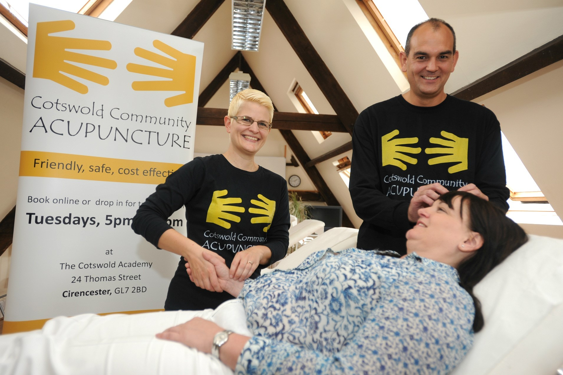 Community acupuncture clinic to open in Cirencester