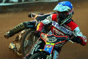 SPEEDWAY: Nick Morris back in Swindon leathers for 2015