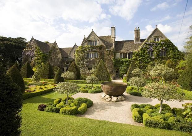 Malmesbury's Abbey House Gardens will reopen for one final season this March