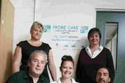 Prime Care's Brighton and Hove team