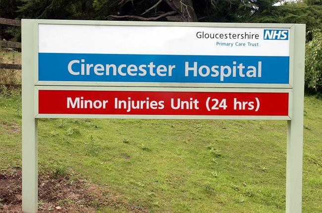More than 500 sign petition demanding Cirencester's minor injuries unit stays 24-hour