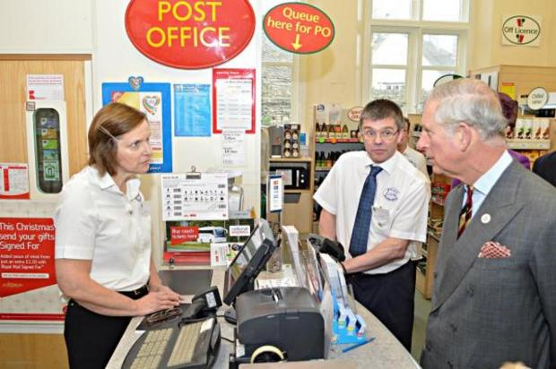 Sherston Post Office nominated for two independent retailer awards