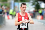 Dave Bell of Cirencester AC