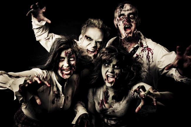 halloween zombie walk planned for cirencester wilts and