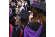 There has been a surge in the numbers of youngsters going to university