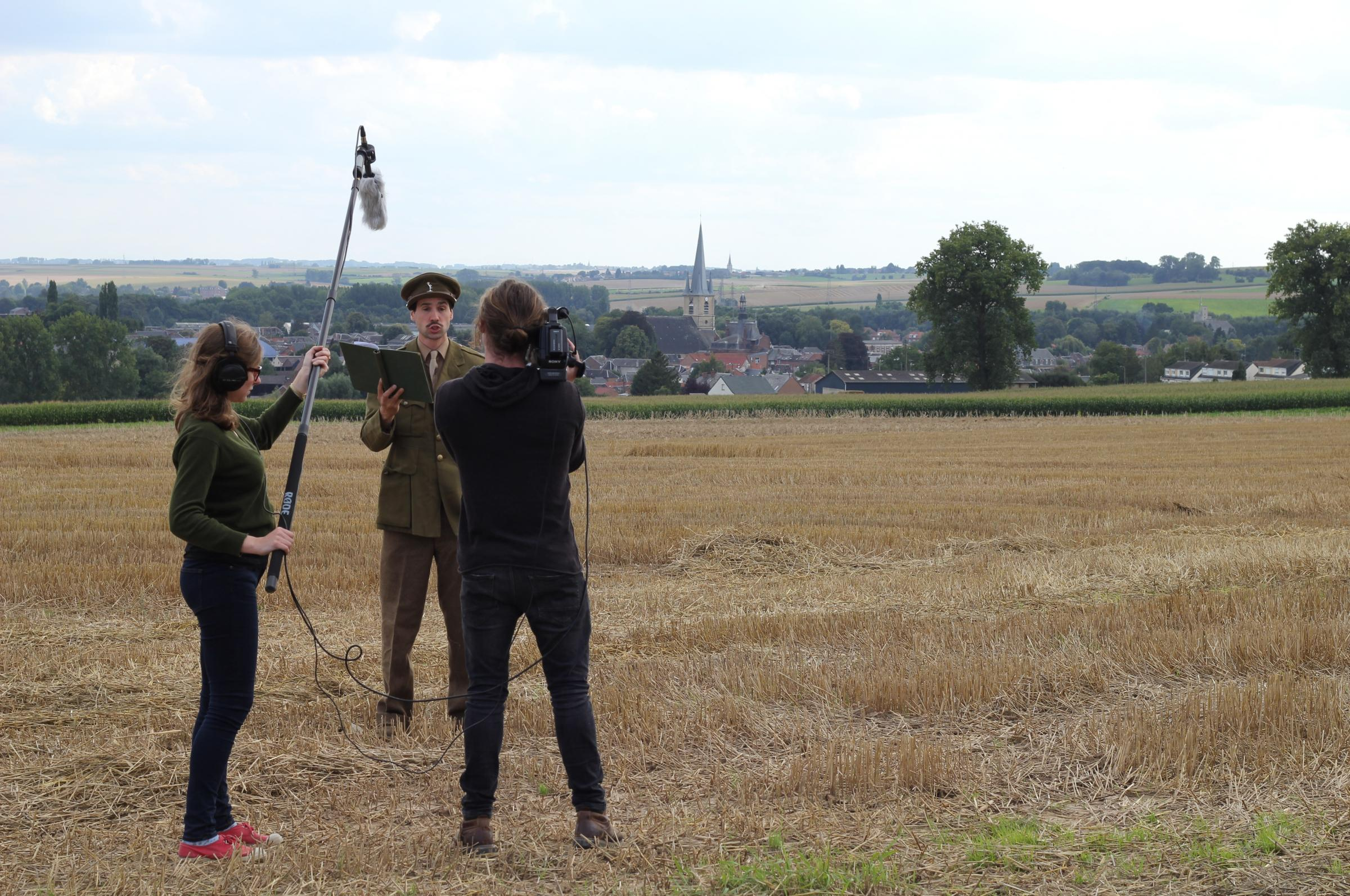 Malmesbury filmmakers to premiere First World War documentary in town hall